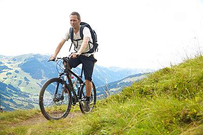 Mountainbiking - p8870003 von Christian Kuhn