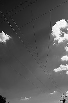 Power supply lines - p381m924583 by Sven Paustian