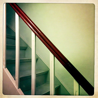 Stair railing - p586m753094 by Kniel Synnatzschke