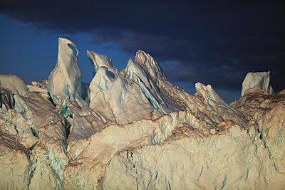 Iceberg in Arctic Ocean, Greenland - p1026m992019f by Romulic-Stojcic
