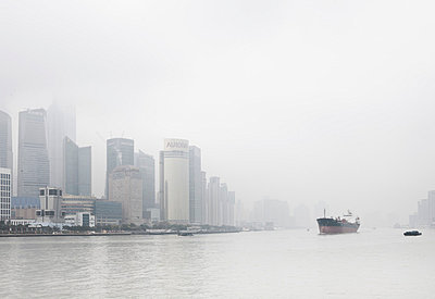 Shanghai - p7980223 von Florian Loebermann