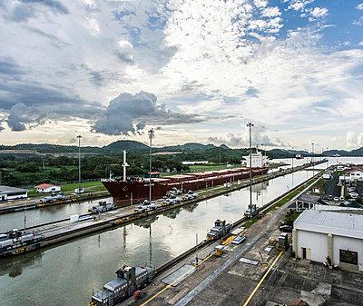 Panama Canal - p741m892064 by Christof Mattes