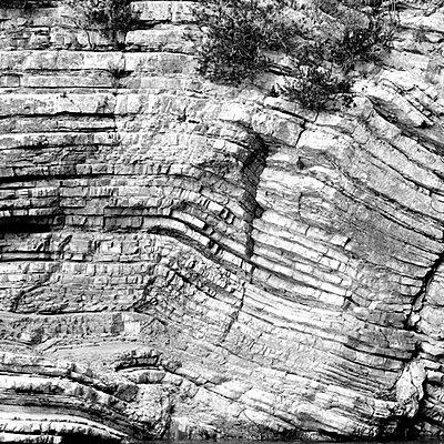 Kalkstein - p8290275 von Régis Domergue