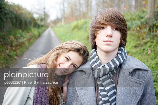 Beziehungsanfang - p5862297 von Kniel Synnatzschke