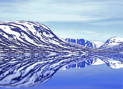 Norwegen; Breidalsvatn - p1016m741937 von Jochen Knobloch