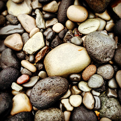 Steine - p979m1072007 von Skiba, Sabine