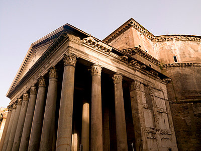 Pantheon, Rome, Italy - p4428076f by Design Pics