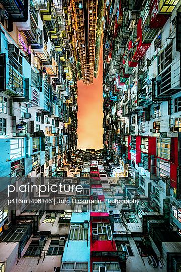 Hongkong - p416m1498146 von Jörg Dickmann Photography