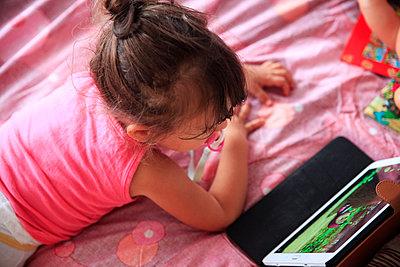 Babygirl - p1105m1591108 by Virginie Plauchut