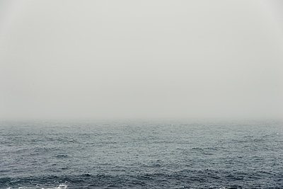 Seascape with poor sight - p354m1043348 by Andreas Süss