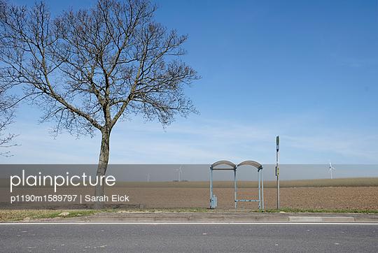 Bushaltestelle - p1190m1589797 von Sarah Eick