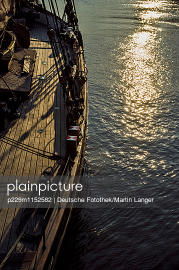 Segelschiff - p229m1152582 von Martin Langer