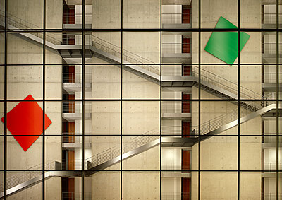 Architecture - p1209m1017132 by Guido Erbring