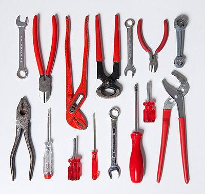 Werkzeuge - p4540964 von Lubitz + Dorner