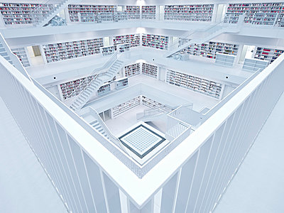 Library - p5870314 by Spitta + Hellwig