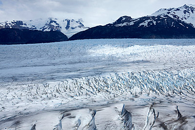 Glacier in Argentina - p5960043 by Ariane Galateau
