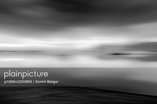 Sea of ice - p1659m2253866 by Somni Bergur