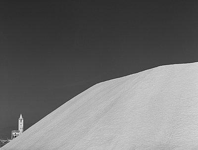 Salzdüne in Almeria; Andalusien - p1016m815732 von Jochen Knobloch