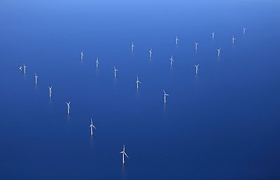 Offshore wind farm 'Baltic 1' - p1016m907533 by Jochen Knobloch