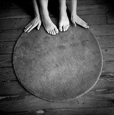 Naked feet - p9510046 by Caterina Sansone