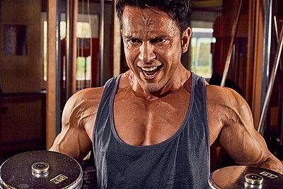 Bodybuilding - p1200m1161373 von Carsten Görling