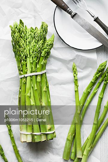 Asparagus - p1006m1051215 by Danel