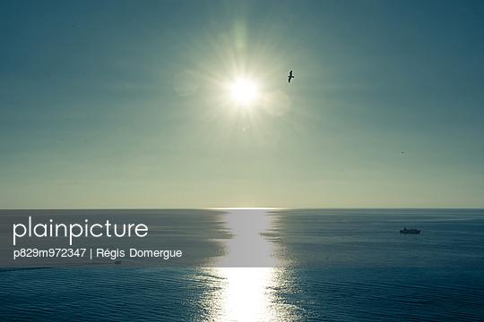 Mediterranean Sea - p829m972347 by Régis Domergue