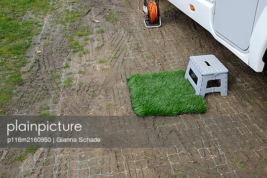 Camping für Spezialisten - p116m2160950 von Gianna Schade