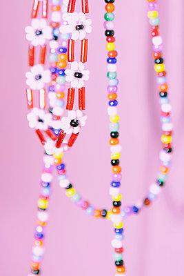 Necklace - p1149m1005428 by Yvonne Röder