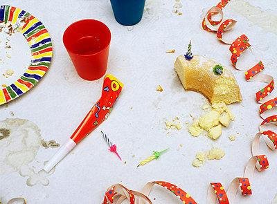 Nach der Party - p2940088 von Paolo