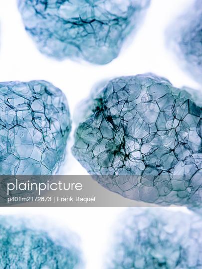 Foam structure - p401m2172873 by Frank Baquet