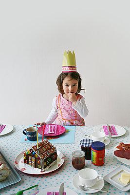 Kindergeburtstag - p375m1586288 von whatapicture
