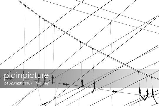 Elektrizität - p1523m2071167 von Nic Fey
