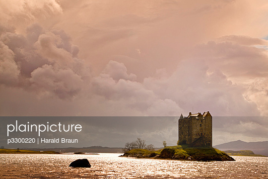Castle Stalker - p3300220 von Harald Braun