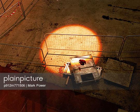 Millennium Dome - p912m771506 by Mark Power