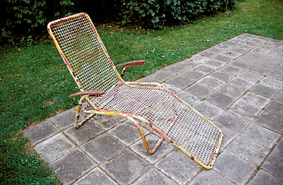 Lounge chair - p0190217 by Hartmut Gerbsch