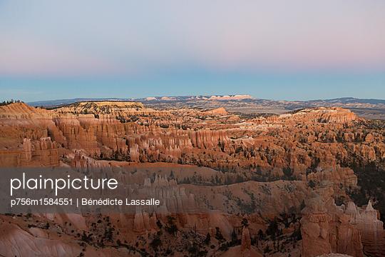 Canyon - p756m1584551 von Bénédicte Lassalle