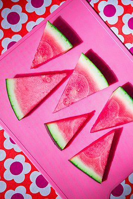 Watermelon - p1149m2089569 by Yvonne Röder