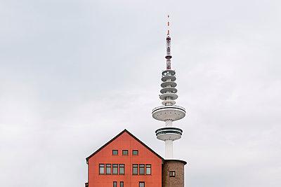 Heinrich-Hertz-Turm Hamburg - p1222m1168749 von Jérome Gerull