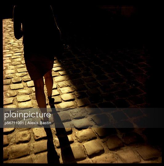Passantin in Paris - p56711001 von Alexis Bastin