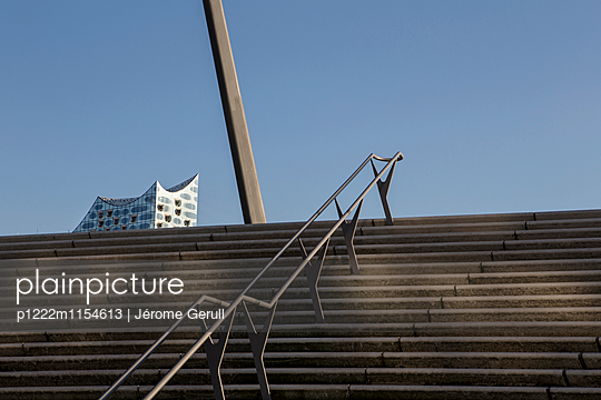 Elbphilharmonie - p1222m1154613 von Jérome Gerull