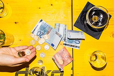 Barzahlung - p1059m1082680 von Philipp Reiss