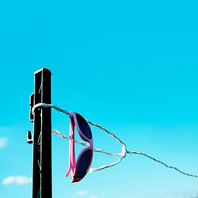 Lost sunglasses - p1228m2215976 by Benjamin Harte