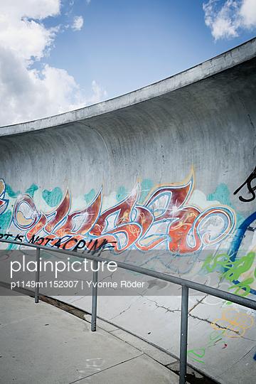 Skatepark - p1149m1152307 von Yvonne Röder