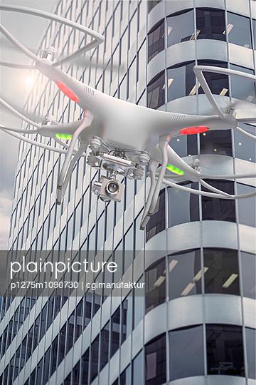 Drohne - p1275m1090730 von cgimanufaktur