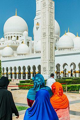 Abu Dhabi - p1482m1574771 von karsten lindemann