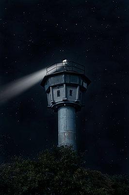 Grenzturm in Börgerende - p470m1481728 von Ingrid Michel