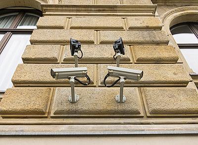 Überwachung - p930m951085 von Phillip Gätz