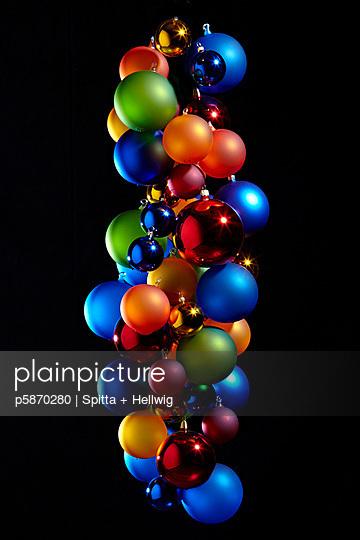 Weihnachtskugeln - p5870280 von Spitta + Hellwig