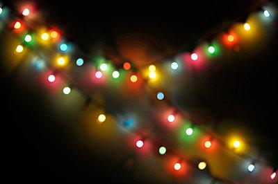 Fairy lights - p949m658221 by Frauke Schumann